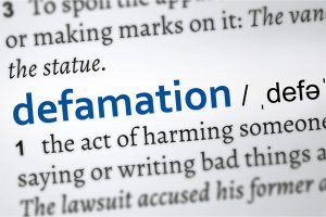 How to Sue for Defamation of Character